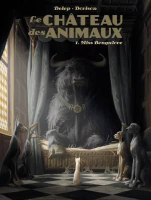 chateau animaux